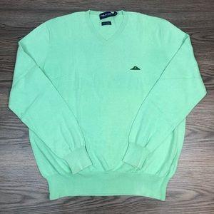 Polo Ralph Lauren Mint Green Cashmere Sweater M